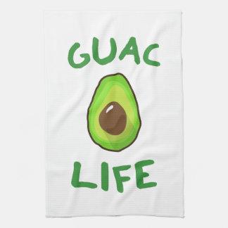 Linge De Cuisine La VIE de GUAC (guacamole) - vert