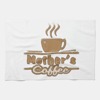 Linge De Cuisine Le café de la mère, signe