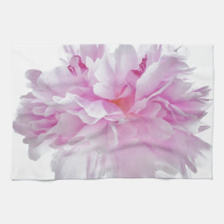 Linge De Cuisine Lovely Bright clignote Peony Flower Photo