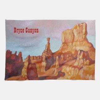 Linge De Cuisine Parc national de canyon de Bryce
