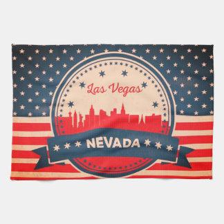 Linge De Cuisine Rétro horizon de Las Vegas Nevada