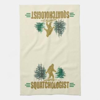 Linge De Cuisine Sasquatch drôle, Bigfoot