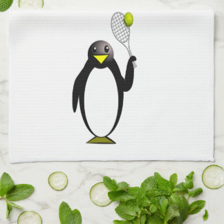 Linge De Cuisine Tennis de pingouin