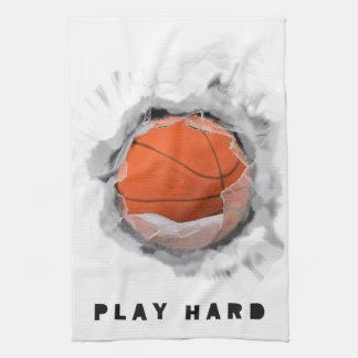 Linge De Cuisine Vitesse de basket-ball