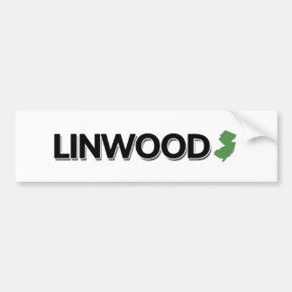 Linwood, New Jersey Autocollant De Voiture