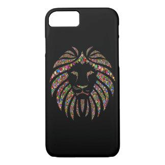 Lion de scintillement coque iPhone 8/7