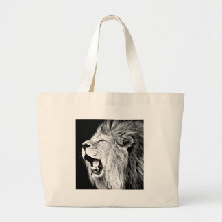 Lion d'hurlement grand sac