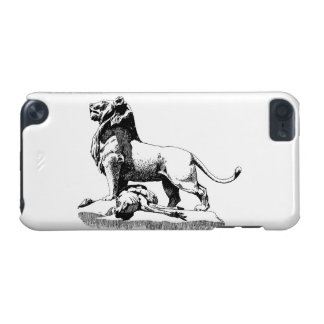 Lion fier coque iPod touch 5G