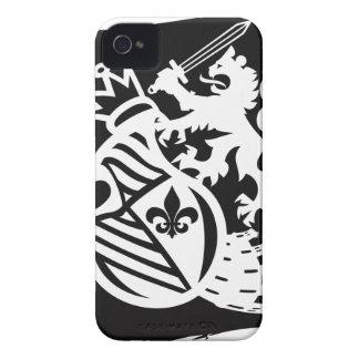 LION_HEART COQUE iPhone 4 Case-Mate