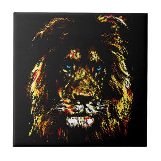 lion.jpg carreaux en céramique