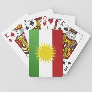 Lîstik de karta de ser de Li du Kurdistan d'aile Jeu De Cartes