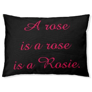 """Lit de chien de """"Rosie"""""""