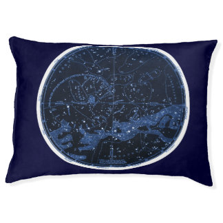 Lit du sud d'animal familier de constellations