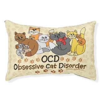 Lit Pour Animaux Désordre obsédant de chat d'OCD