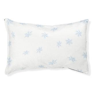 Lit Pour Animaux Flocons de neige