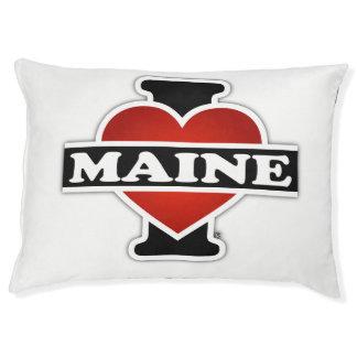 Lit Pour Animaux I coeur Maine