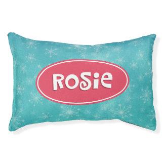 Lit Pour Animaux Rosie a personnalisé