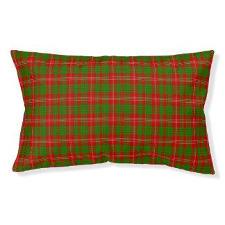 Lit Pour Animaux Tartan d'écossais de Crawford