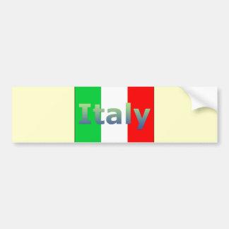 L'Italie Adhésif Pour Voiture