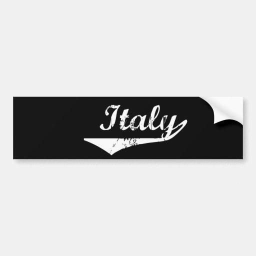 L'Italie Autocollants Pour Voiture