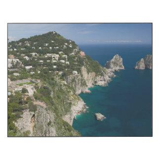 L'ITALIE, Campanie, (baie de Naples), CAPRI