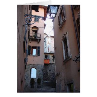 L'Italie Cartes De Vœux
