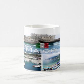 L'Italie # la Campanie - Maiori - Mug Blanc