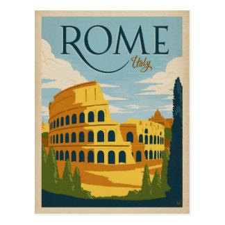 Cates postales d'Italie vintages