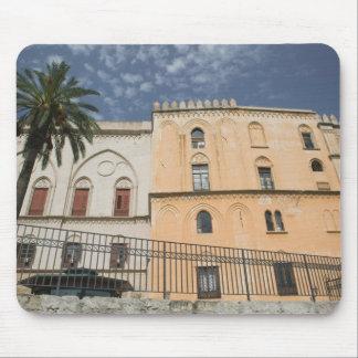 L'Italie, Sicile, Palerme, dei Normanni de Palazzo Tapis De Souris