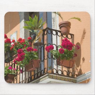 L'ITALIE, Sicile, TAORMINA : Corso Umberto 1, Tapis De Souris