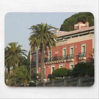 L'ITALIE, Sicile, TAORMINA : Hôtel Schuler Tapis De Souris