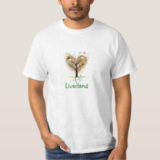 Liverland T-shirt