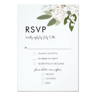 L'ivoire et rougit des brins de mariage, carte de