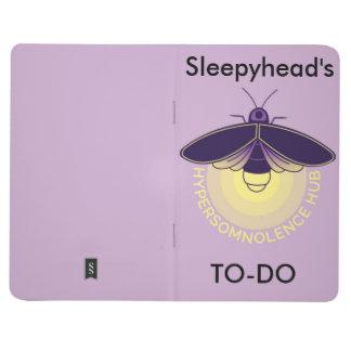 Livre de remue-ménage de Sleepyheads