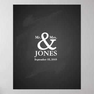 Livre de signature d'invité alternatif de mariage