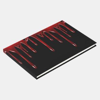 Livre D'or Le sang de Falln s'égoutte le noir