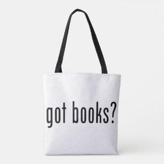 livres obtenus ? Sac fourre-tout