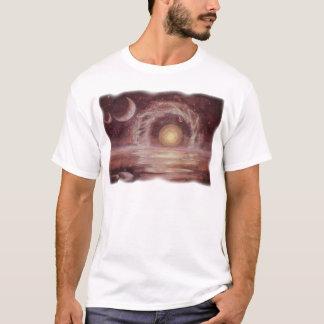 L'objet et deux lunes de Hoag T-shirt