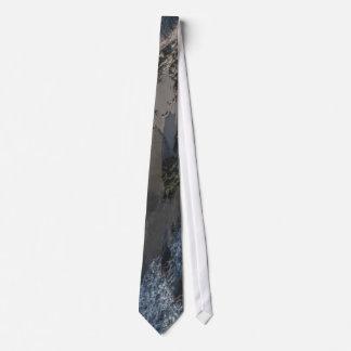 L'océan donnent sur la cravate 4