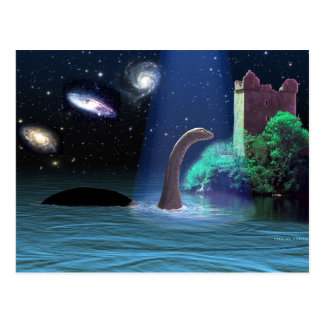 Loch Ness 2 Carte Postale