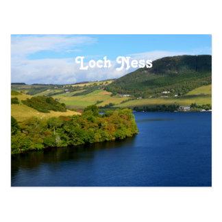 Loch Ness Carte Postale