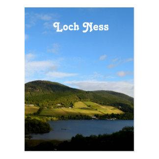Loch Ness en Ecosse Carte Postale