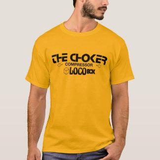 Locobox la pièce en t de pédale d'effet de foulard t-shirt