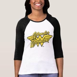 Logo 1 de femme de merveille t-shirt