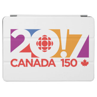 Logo 2017 de CBC/Radio-Canada Protection iPad Air