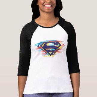 Logo coloré du S-Bouclier | de Superman T-shirt