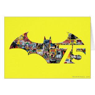 Logo de Batman 75 - couvertures comiques