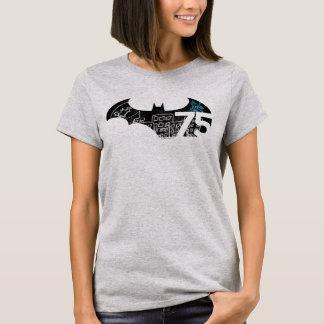 Logo de Batman 75 - tableau T-shirt