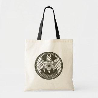 Logo de cercle du symbole | Nouveau de Batman Sac En Toile Budget