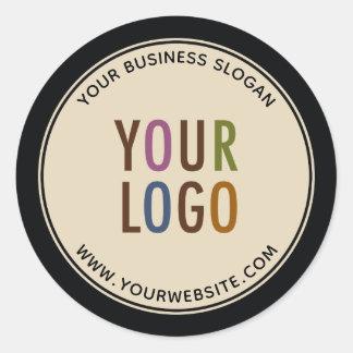 Logo de Custom Promotional Business Stickers